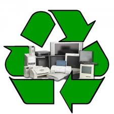 STEREO AND TV RECYCLING